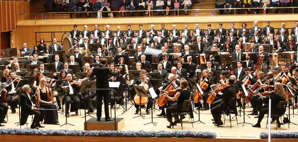 El Ayuntamiento de Oviedo empieza a desviar programación del Auditorio al Campoamor