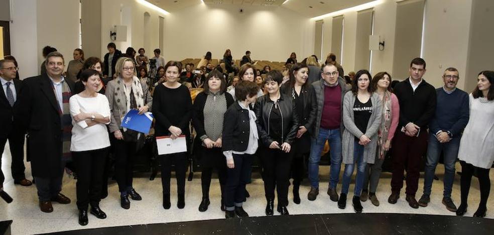 Las mujeres cobran en Gijón un 14% menos que los hombres en la administración local