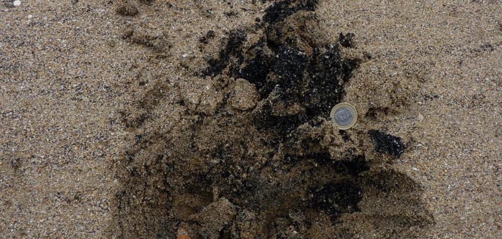 Una draga tomará muestras de carbón donde naufragó el 'Castillo de Salas'