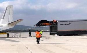 El viento desvela cómo es el nuevo McLaren de Fernando Alonso