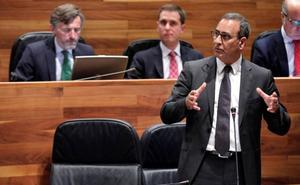 Fernando Lastra dice que las emisiones de La Pereda se reducirán un 70% con la quema de combustibles sólidos