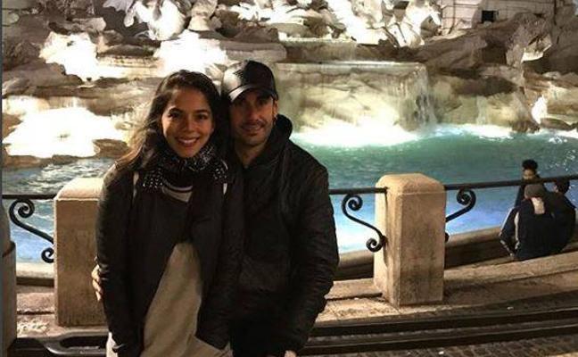 El viaje más romántico de Melendi y Julia Nakamatsu a Roma