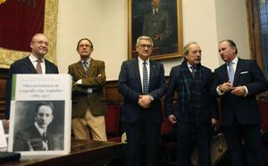 El rector Leopoldo Alas recupera su voz ética y reformista silenciada durante décadas