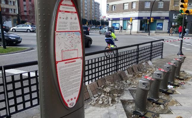 Las bicicletas públicas de Gijón podrán utilizarse las 24 horas del día