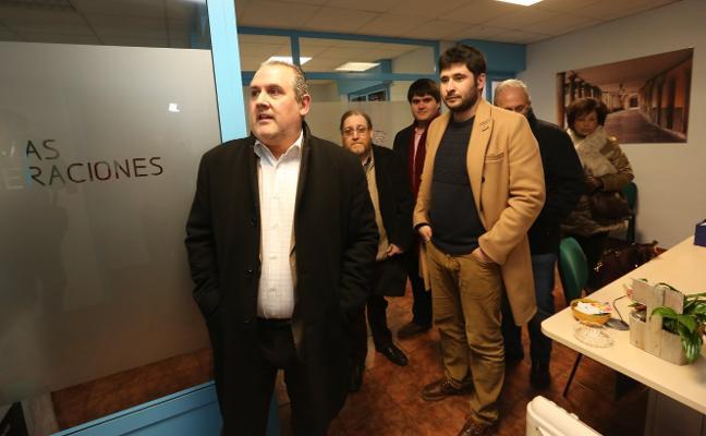 Alfonso Araujo pedirá en el juzgado la paralización del congreso del PP