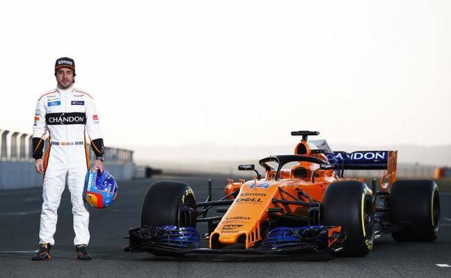 Las diferencias entre el anterior y el actual coche de Fernando Alonso
