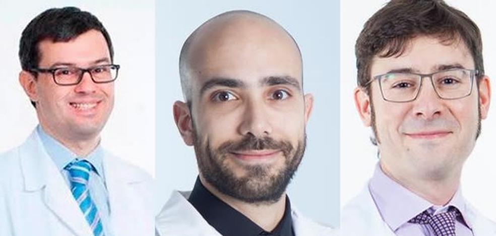 Los especialistas de Insuas Urología en el II Mes de la Salud de EL COMERCIO