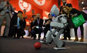 Un Mobile World Congress de pocos móviles y mucha Inteligencia Artificial