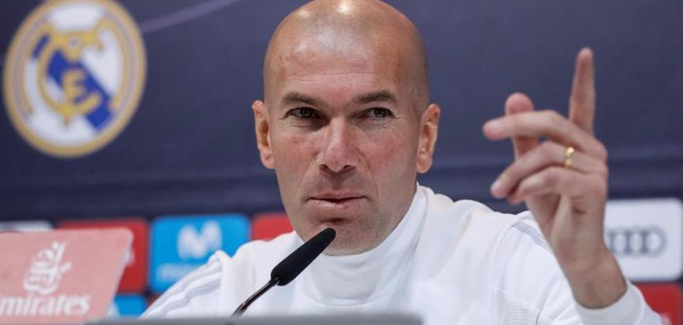 Zidane: «Bale es un jugador importante y siempre va a serlo»