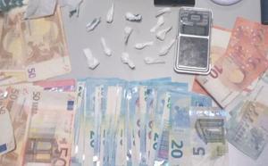 Detenido por tráfico de drogas el gerente de un bar en Oviedo