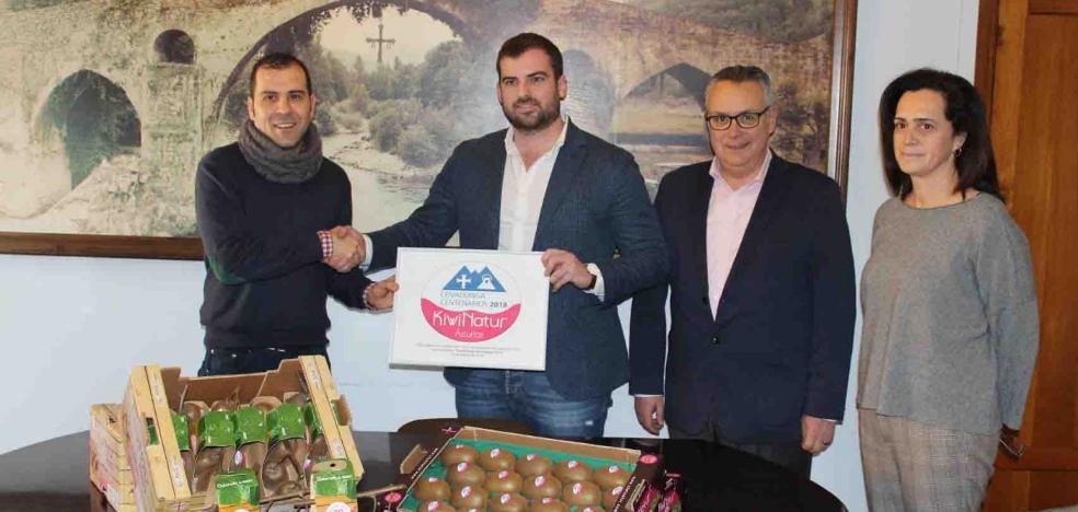 Los kiwis de Pravia abren el patrocinio de los centenarios de Covadonga