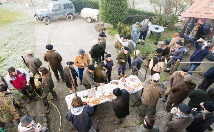 La caza más tradicional recobra fuerza en Sinariega