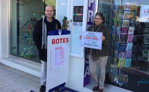 El sorteo de EuroMillones deja un millón de euros en Ribadesella