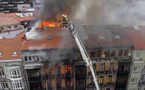 «Cuando estuve en el incendio había agua, pero decidirán los técnicos si era suficiente»
