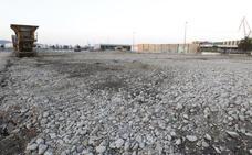 El Club Santa Olaya negocia acondicionar un aparcamiento provisional en El Arbeyal