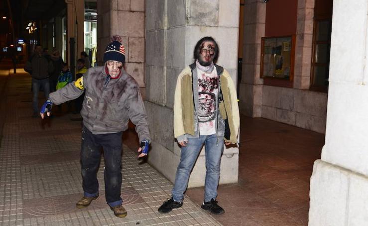¿Estuviste en el Survival Zombie en Infiesto? ¡Búscate!