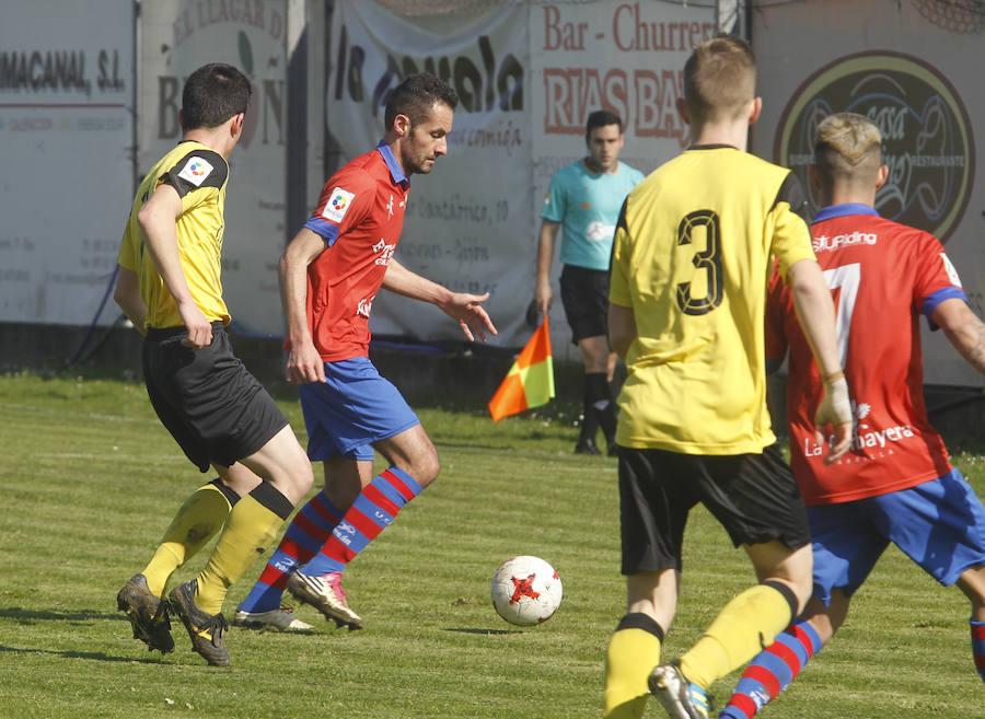 Ceares 4-0 Llanera