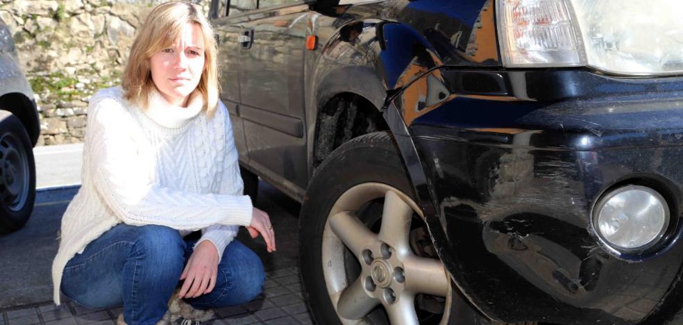 «Reviso el coche ante posibles sabotajes de forma rutinaria, igual que me lavo los dientes»