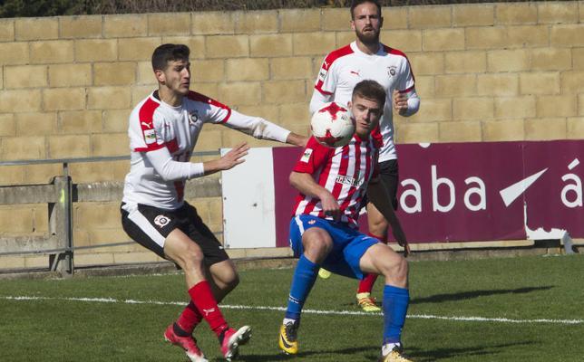 El Vitoria cortocircuita al Sporting B que no pierde el liderato