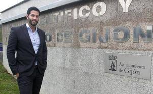 Rubén Hidalgo: «Con muy pocos recursos hacemos todo lo posible para traer empresas»