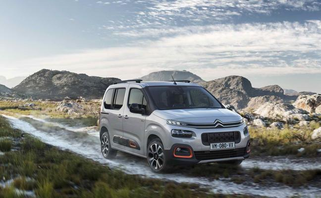 Nuevo Berlingo, ofensiva de Citroën en Ginebra