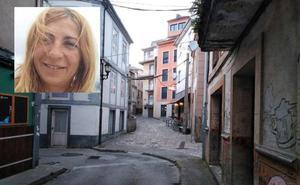 Navia entrega las grabaciones de la calle donde desapareció Paz a la Guardia Civil
