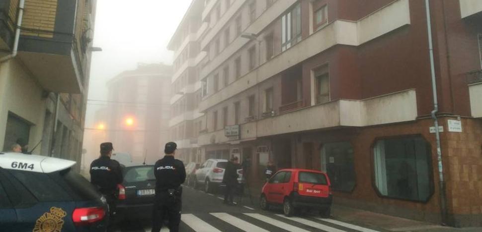 Un hombre de 41 años fallece en un incendio en una vivienda de El Berrón