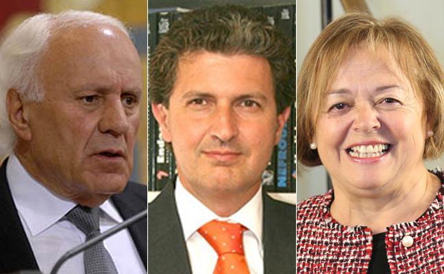 Jaime Baladrón, el Centro Asturiano de México y Rosa Menéndez, Amuravela de Oro