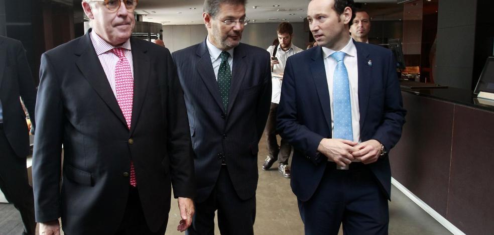El Principado reclamará al ministro de Justicia diez millones cobrados en tasas en Asturias