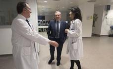 Sanidad implantará el análisis prenatal de ADN para reducir las amniocentesis entre las embarazadas