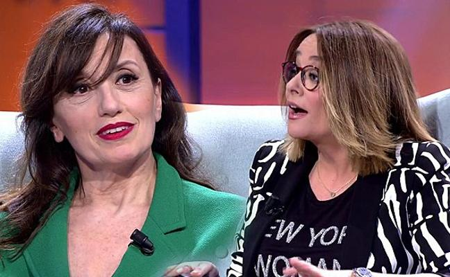 El tremendo corte de Luz Casal a Toñi Moreno en 'Viva la Vida'