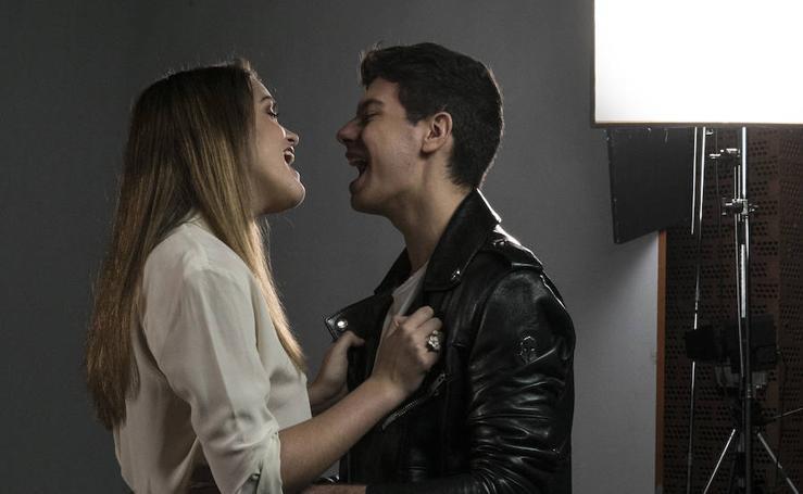 Eurovisión 2018: Amaia y Alfred graban el videoclip de Tu canción