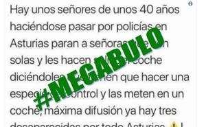 La Guardia Civil desmiente los bulos surgidos a raíz de la desaparición de tres asturianas