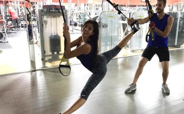 Los trucos de las famosas para estar en forma