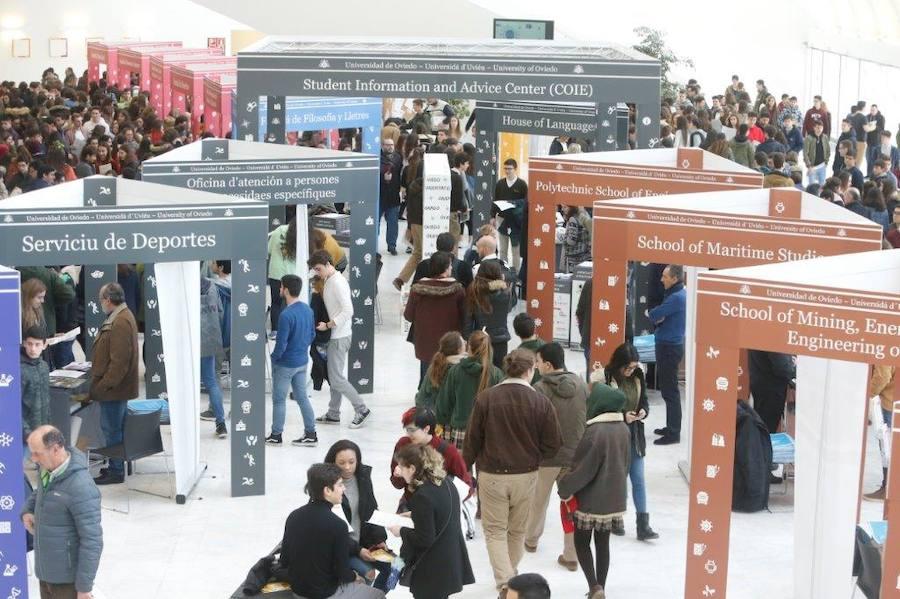 Jornadas de Orientación Universitaria 'Vive UniOvi'