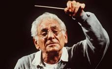 La OSPA celebra en Compostela el centenario de Leonard Bernstein
