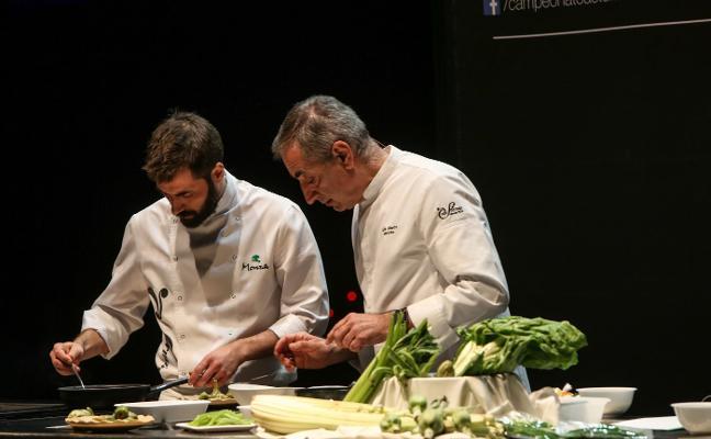 «Los pinchos democratizan la cocina»