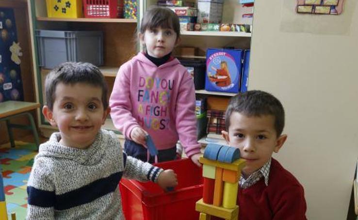 Colegios rurales de Oviedo