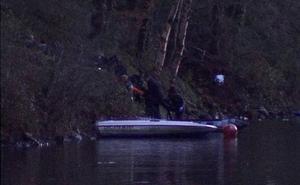 Vídeo: así fue el rescate del cuerpo de Paz Fernández Borrego