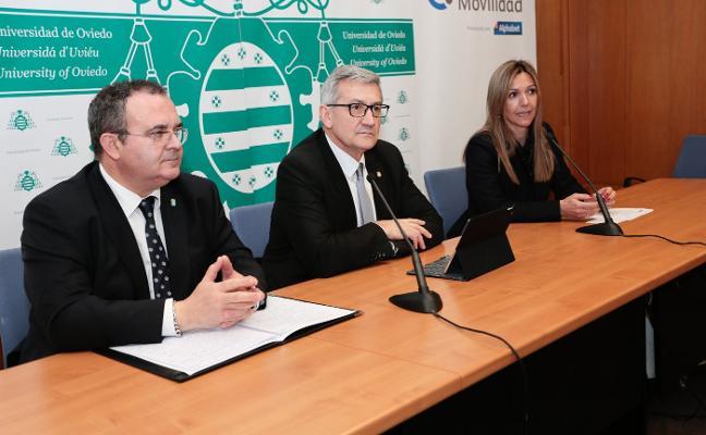 El campus de Gijón se sube al coche eléctrico