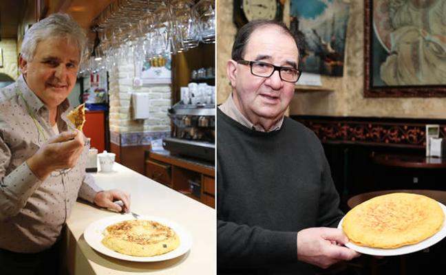 Los secretos de las mejores tortillas de Gijón