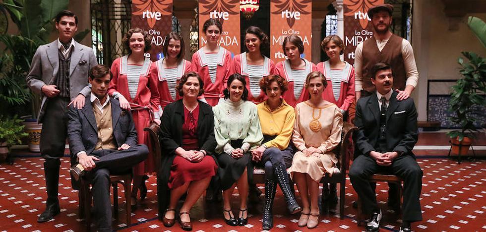 La 'academia de señoritas' de TVE
