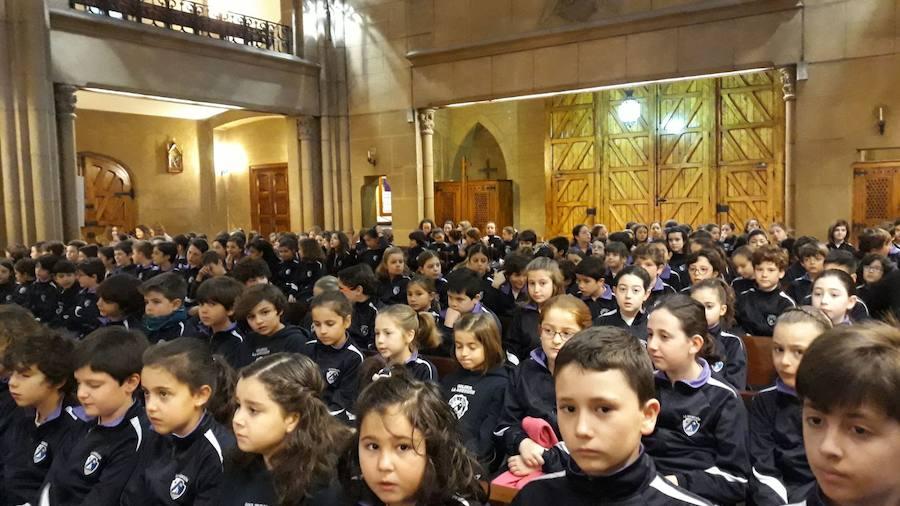 La Asunción celebra el día de Santa María Eugenia
