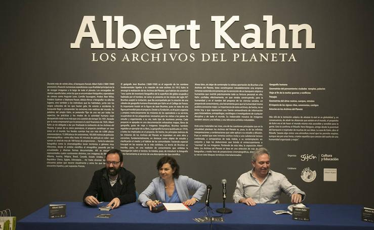 El CAI expone 450 imágenes de 'Los archivos del planeta' de Albert Kahn