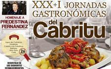 XXXI Jornadas gastronómicas del Cabritu en Laviana