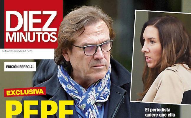 Pepe Navarro demanda a su ex mujer