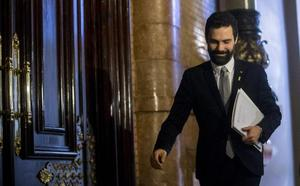 Torrent aplaza el pleno de investidura de Jordi Sànchez hasta que se pronuncie Estrasburgo
