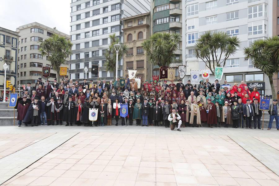 La Cofradía del Oriciu celebra su VI Gran Capítulo