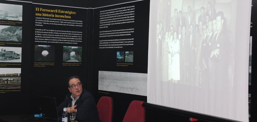 «La mujer tuvo un papel muy activo en el tren 'El Carreño'»