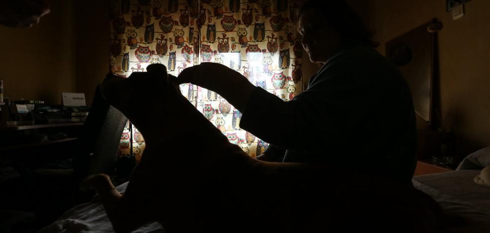 El agresor de la mujer de Avilés tiene antecedentes por violencia y malos tratos